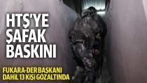 Adana'da HYŞ'ye Şafak Baskını...