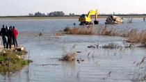 Adana'da Tarım Arazileri Baraj Suyu Altında