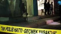 Adana'da Seçim Bürosuna Molotoflu Saldırı