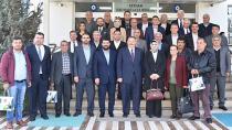 Başkan Boydak, mahalle başkanlarıyla buluştu
