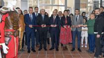 """""""Müzede Geleneksel Dokunuşlar'' Sergisi Açıldı..."""