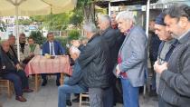 Başkan Çetin, esnafın sorunlarını dinledi...