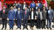 Vali Demirtaş'tan Şehit Derneklerine Ziyaret