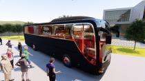 Yeni nesiller için bilişim otobüsü yolda!