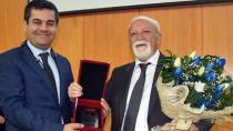 Prof. Dr. İsmet Tan Balcalı'ya Veda Etti...