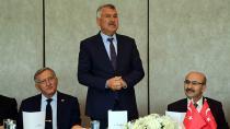 """Zeydan Karalar, """"Birlikteliğimiz Adana'ya kazandırıyor"""""""