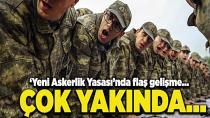 """Hulusi Akar'dan flaş """"yeni askerlik yasası"""" açıklaması"""