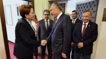 Başkan Karalar, Meral Akşener'i Ziyaret Etti...