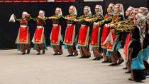 Halk Oyunları Yarışmaları Adana'da Yapıldı...