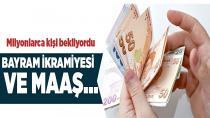 Emeklilere çifte müjde! Bayram ikramiyesi ve maaş…