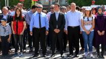 Adana'da Gençlik Haftası Kutlamaları Başladı