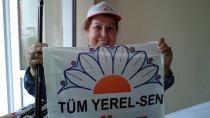 Büyükşehir Belediyesi Memurları Tüm Yerel Sen'e Emanet!