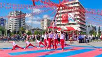 Adana'da, 19 Mayıs'ın 100'üncü Yılı Coşkusu