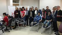Türk Kızılay'ına Kan Verin Hayat Kurtarın