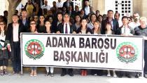 Avukatlar kadına yönelik cinayetleri protesto etti