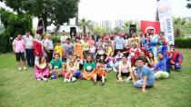 Özel çocuklar Yaz'a Merhaba Partisi'nde coştu