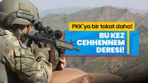 Şırnak'ta 8 terörist öldürüldü!