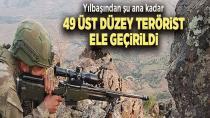 Bir ayda 100 teröristi öldürüldü!
