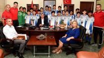 Seyhan Belediyespor Şampiyon Oldu…