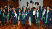 Çukurova Üniversitesi Enstitülerinde Mezuniyet Heyecanı