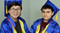 Final okullarının iki öğrencisi LGS şampiyonu