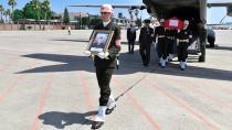 Şehit uzman onbaşı son yolculuğuna uğurlandı