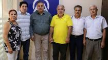 Yerel Medya Güçbirliği Platformu'ndan AA ile İHA'ya ziyaret