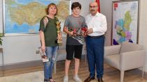 Vali Demirtaş Türkiye Drone Şampiyonunu Ağırladı