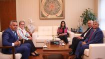 Başkan Aslan'dan Ankara Çıkarması