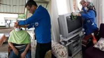 Ceyhan Belediyesi yardıma muhtaç ailelere kucak açtı