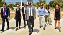 Adana Baro Yönetimi Kıbrıs'a Çıkarma Yaptı...