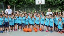 Büyükşehir Yaz Spor Okulları 12 bin çocuğa hizmet veriyor