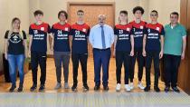 6 sporcu milli takım kampına davet edildi