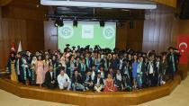 Türkçe Öğrenen 175 Yabancı Uyruklu Öğrenci Mezun Oldu