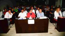 CHP İl Spor Kurulu toplandı...