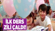 Adana'da okullarda zil çaldı