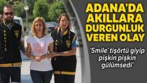 Eşini öldürtüp 13 yıl maaşını çekip yedi, 'Smile' tişörtü giyip gülümsedi