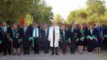 Çukurova Üniversitesi 2019-2020 Akademik Yılı Törenle Başladı