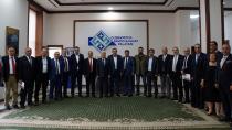 ATO Heyeti Özbekistan'da!