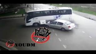 Trafik kazaları MOBESE de