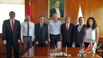 Musul Üniversitesi Yönetimi ÇÜ'yü ziyaret etti