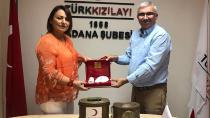 Milletvekili Şevkin'den Saygılı'ya Ziyaret