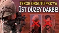 Terör örgütü PKK'ya üst düzey darbe! O iki terörist öldürüldü