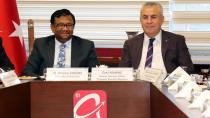 Bangladeş'in Büyükelçisi Adanalı Sanayicilerle Buluştu!