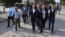 Ceyhan Belediyesi hizmete dört elle sarıldı