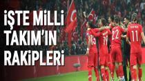 İşte Türkiye'yi EURO 2020'de bekleyen muhtemel rakipler
