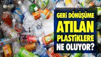 Geri dönüşüm kutusuna atılan plastiklere ne oluyor?