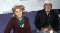 80 yaşındaki kadın eşini odunla dövüp bıçakladı