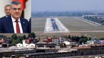 'Havalimanını kapatarak, kent ekonomisine darbe vurmayın'