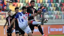 Adanaspor dibe vurdu: 0-1
